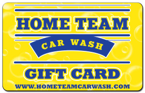 Home Team Car Wash Gift Front Proof