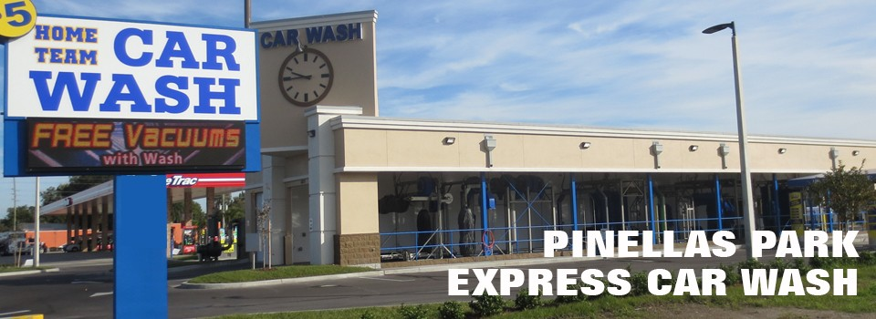 Pinellas Park Express Car Wash